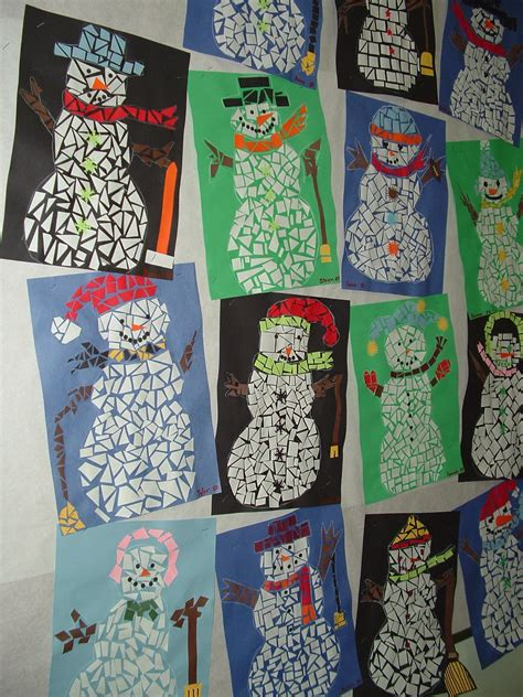 christmas crafts for school agers winter activities for school agers winter lesson snow globe snowman special education