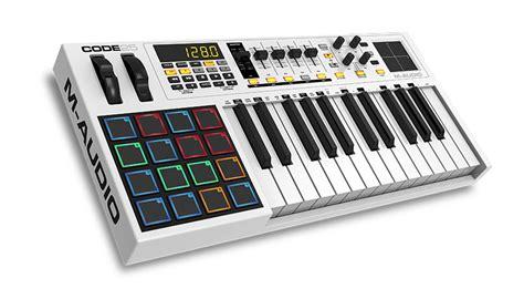 Usb Pad Stick Getar Controller Pc m audio code 25 usb midi controller with x y pad