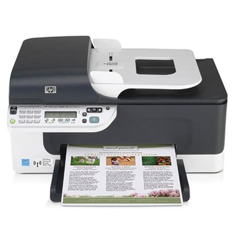 Printer Hp Officejet J4660 All In One hp officejet j4680 install vasatgesch1990