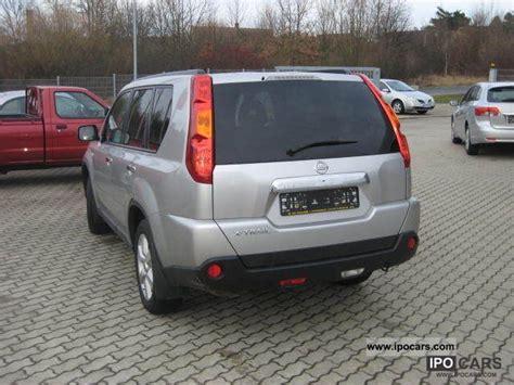xenon le 2009 nissan x trail 2 5 4x4 cvt automatic xenon le car