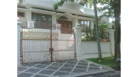 rumah dijual  pondok indah harga  miliar rumah mewah