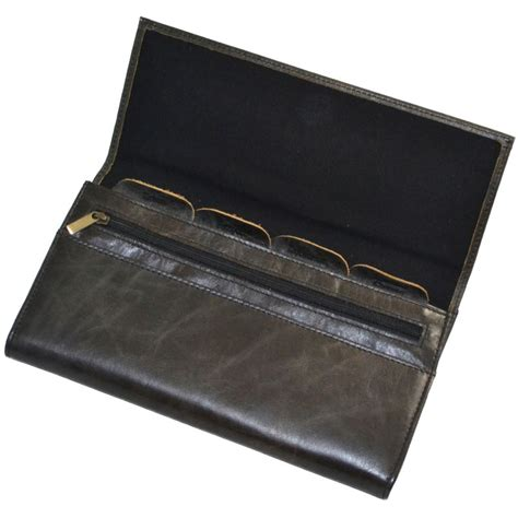 rugged leather section rugged leather travel wallet simply special gifts