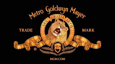 roaring lion film logo metro goldwyn mayer studios full hd youtube