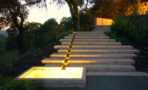 garden stairs villa vannucci vita landscape architects eco resort