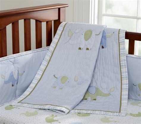 pottery barn toddler bedding eli s elephant nursery bedding set pottery barn kids