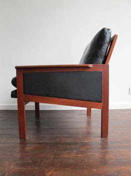 Vintage Armchair Teak Quot Capella Armchair By Illum Wikkelso For Niels