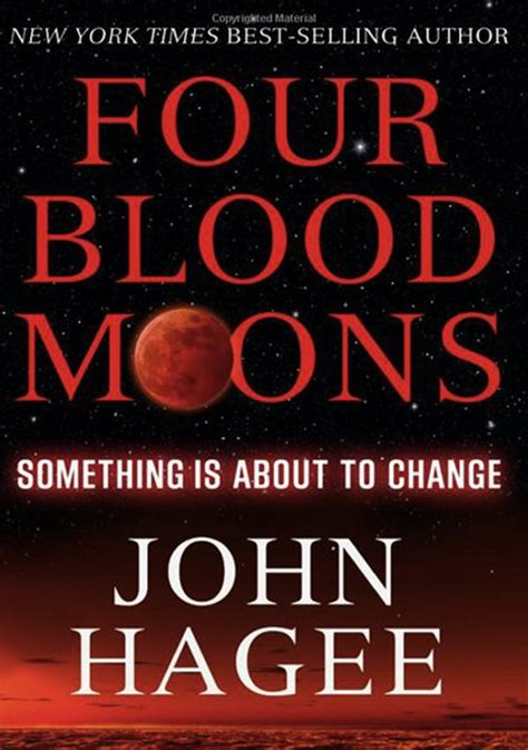 By John Hagee Four Blood Moons   space today