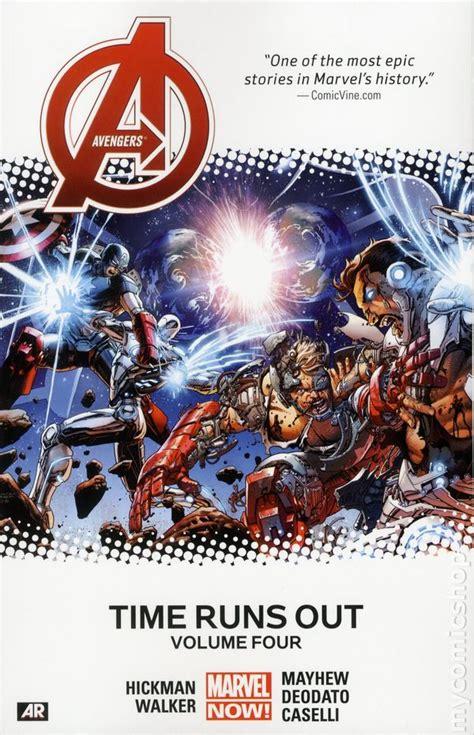 avengers time runs out avengers time runs out tpb 2015 marvel now comic books
