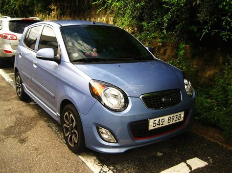 Kia Picanto Light Kia Picanto Light Blue By Kia Motors On Deviantart