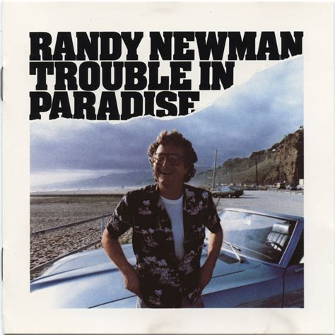 Trouble In Paradise For by Target Cd Newman Randy Trouble In Paradise V004