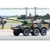 ERC 90 Sagaie Light 6x6 Reconnaissance Armoured