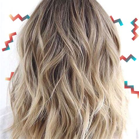 top half brown bottom half blonde hair top half brown bottom half blonde hair 246 best balayage