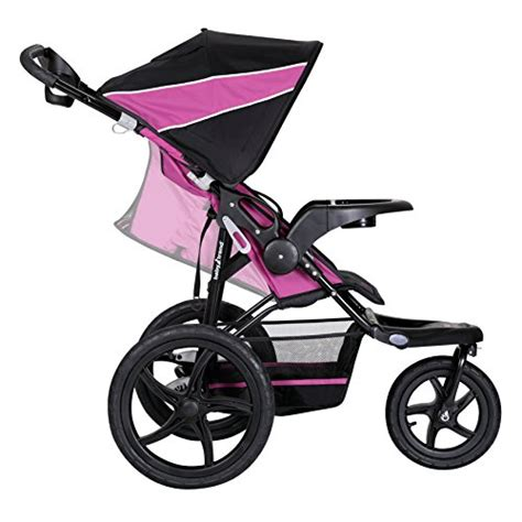 Jogger Lab Jogger Basic Baby Pink baby trend xcel jogger stroller lifestyle updated