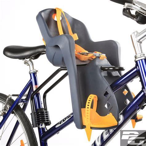 silla asiento bebe posterior  bicicleta