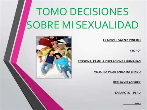 imagenes graciosas sobre sexualidad tomo decisiones sobre mi sexualidad