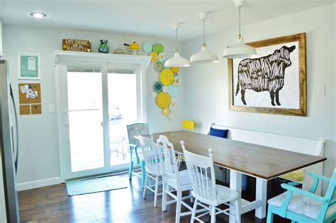 the cow dining room 84 the cow dining room the cow dining room wall decor 6 seat table square with leaf