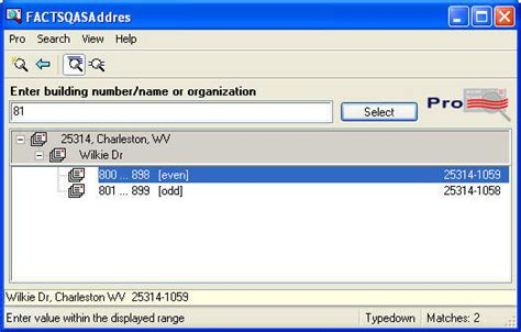 Qas Address Lookup Address Validation Qas