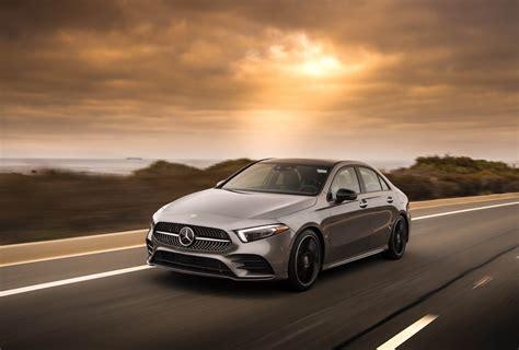 2019 Mercedes A Class Usa by Mercedes Showcases 2019 A Class Sedan For U S Market