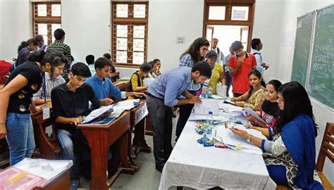 Delhi School Of Economics Mba Cut by Du Admissions Second Cutoff Dips Across Colleges Seats