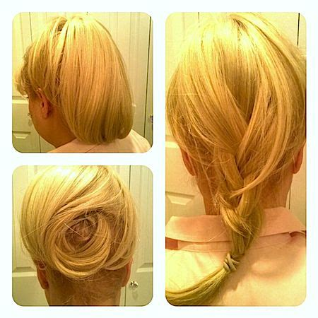 clip on bangs hairstyles with ponytail review before after photos christie brinkley hair2wear