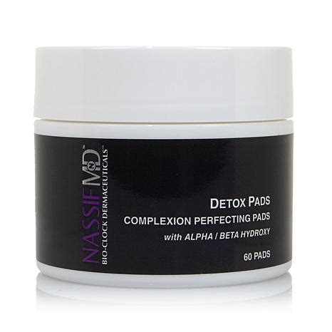 Detox In Maryland by Nassif Md Detox Pads 8057758 Hsn
