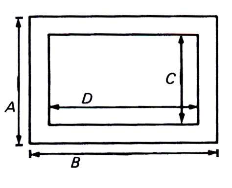 B Drawing Size by Drawings Standard Metric Sizes