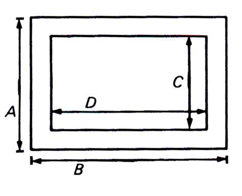 drawings standard metric sizes