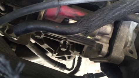 2002 dodge neon starter how to remove replace install starter on dodge neon