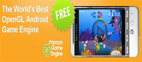 android engine papaya mobile releases new free engine for developers droid gamers