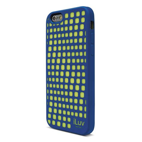 Iluv Iphone 6 iluv wave glow in the for iphone 6 6s ai6aurwbl
