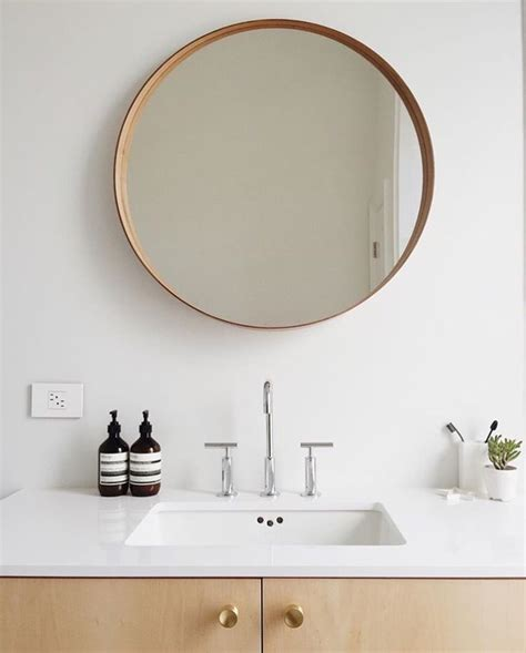 round mirror bathroom 17 of 2017 s best round mirrors ideas on pinterest small