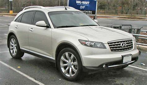 how it works cars 2006 infiniti fx security system 2006 infiniti fx35 information and photos momentcar