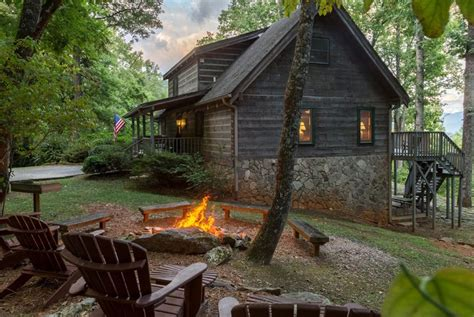 vacation rentals smoky mountain cabin rentals in bryson