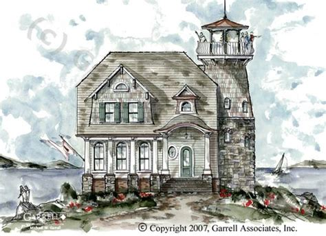 Lighthouse House Plans | lighthouse home plan fairytale cottages pinterest