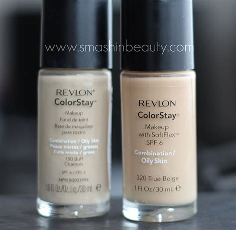 revlon colorstay foundation makeup review smashinbeauty