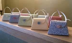 Purse Favors girlie purse favors set of 15 bridal shower favors