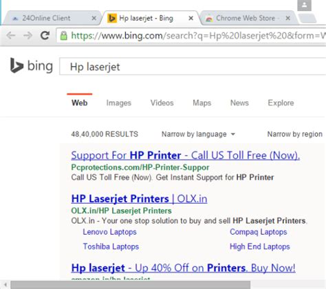 How to make Google search from Windows 10 Taskbar