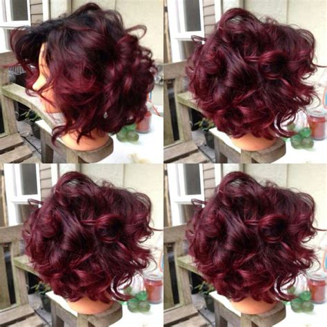 cherry cola permanent hair dye 70 best chromasilk express tones images on pinterest