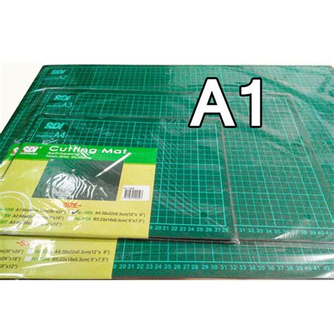 Cutting Mat Sdi A4 By Alat Seni cutting mat sdi a1 lix supplies