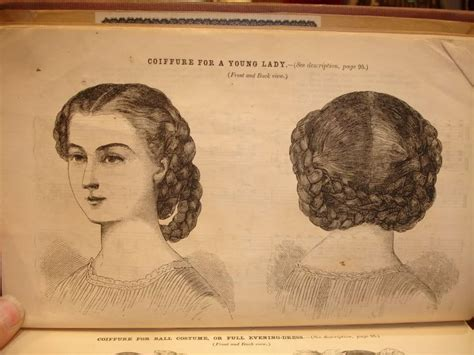 1940s french braids plait world war 2 hairstyling braids for a young lady 1860 beth s bobbins
