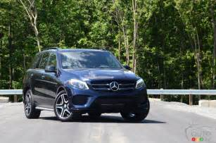 Mercedes Suv 450 2016 Mercedes Gle 450 Amg 4matic Road Test Car News