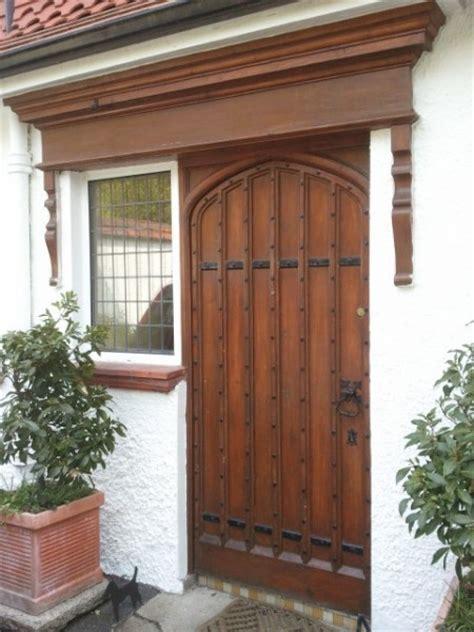 Tudor Style Front Doors Door Painting Restoration In Dublin Stripping Painting