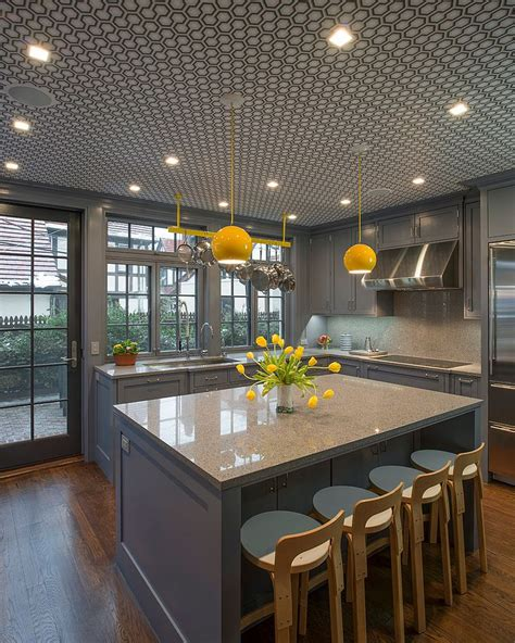modern yellow and grey kitchen ideas 11 trendy ideas that bring gray and yellow to the kitchen