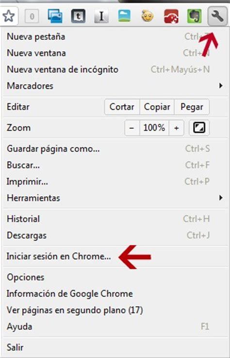 web imágenes iniciar sesión 10 funciones presentes en google chrome para navegar m 225 s