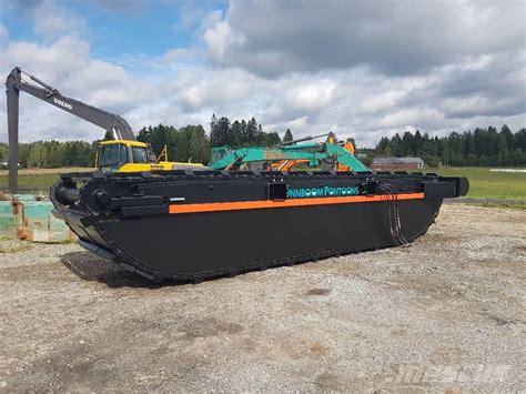 finnboom pontoons xxl hibious excavators price 163 - Pontoon Uk