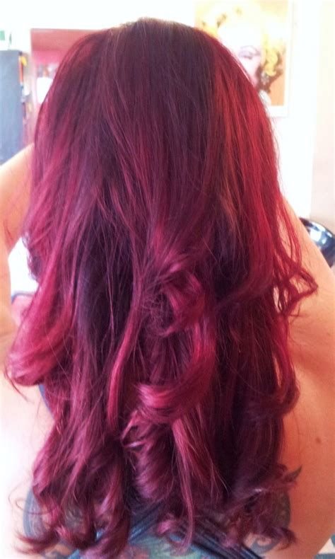 cherry chocolate hair color chocolate cherry hair search