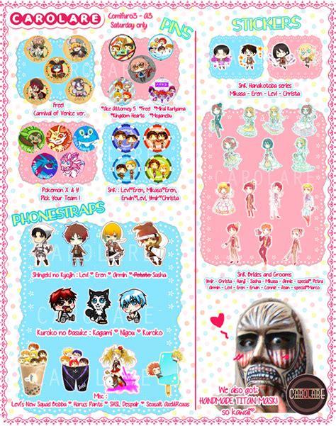 harga sketchbook a2 comifuro 3 web catalog comic frontier