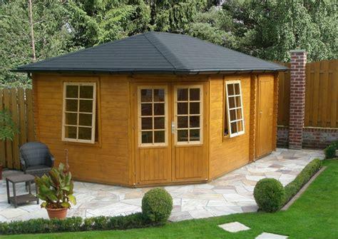 Gartenhaus Aus Holz by Gartenhaus Aus Holz Wenn Sich Charme Und Chic Paaren