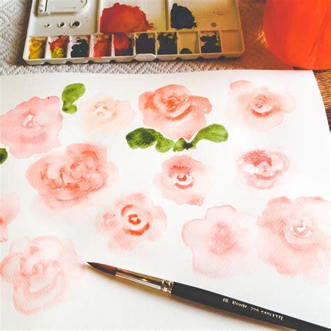 watercolor experiments carla gabriel garcia