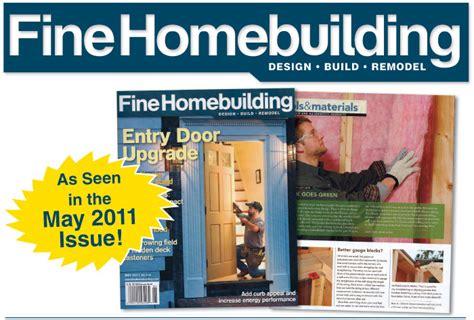 fine homebuilding magazine media kit info aline set in the media